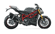 Ducati Streetfighter Manuals